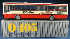 NZG 372 - Mercedes-Benz Linienbus O 405 - EICHTAL - 1:50 - in OVP - Bus Coach