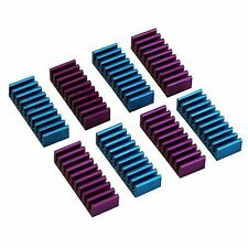 Dissipatori Passivi Adesivi 22X8X5 in Alluminio RAM Scheda video chipset mosfet