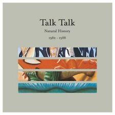 TALK TALK - NATURAL HISTORY-1982-1988  CD+DVD  24 TRACKS ROCK & POP  NEU