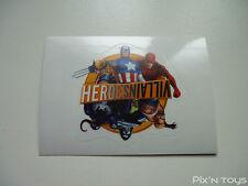 Sticker Marvel Heroes Ultimate Collection #E / Preziosi Collection 2008 NEW