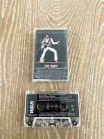 Elvis Presley As Recorded At Madison Square Garden Cassette Tape 1972 RCA Record