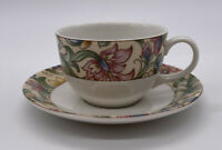 Royal Doulton Everyday Jacobean Cup And Saucer Set