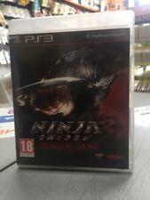 Ninja Gaiden 3 Razor's Edge Ita PS3 USATO GARANTITO