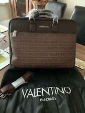 Valentino Febo Monogram Grab Handbag laptop briefcase cross body business bag