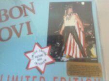 Bon Jovi Limited Edition Picture Disc Interview CD