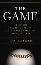 The Game: Inside the Secret World of Major League Baseball's Power Brokers, Very