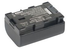 Li-ion Battery for JVC GZ-E505BU GZ-HM30 GZ-E100 GZ-MG980 GZ-HM310 GZ-MS216SEU
