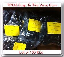 """LOT 150  TR413  STANDARD  1 1/4"""" LENGTH TUBELESS TIRE VALVE STEMS"""
