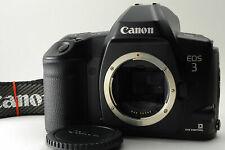 [Mint] CANON EOS-3 35mm SLR Film Camera Body + Strap EOS3 #345