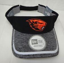 new style ba057 bc37f Oregon State Beavers Men s New Era Adjustable Visor Hat