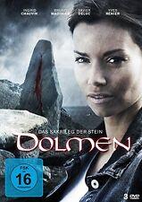 3 DVD-Box ° Dolmen - das Sakrileg der Steine ° NEU & OVP