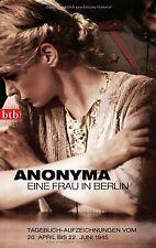 Eine Frau in Berlin: Tagebuch-Aufzeichnungen vom 20. Apr...   Buch   Zustand gut