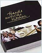 HANDS ACROSS THE KITCHEN - 51 TOP CHEFS CHILDHOOD MEALS, BRAND NEW, FREE POST
