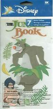 DISNEY JUNGLE BOOK Mowgli Baloo Bare Necessities Kipling Stickers