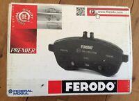 FERODO 4 PLAQUETTES DE FREINS AVANT NEUF @ REF FDB854 @ MERCEDES CLASS C @ N441