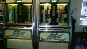 Juke box Jukebox 2 in total  rock Ola Anniversary legend price is for both.