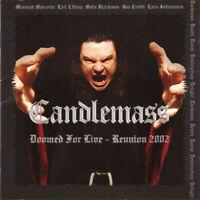 Candlemass – Doomed For Live - Reunion 2002   - 2xCD NEU