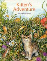 Kitten's Adventure, Coxon, Michele, Very Good Book