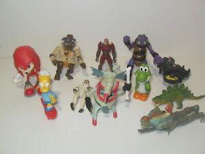 tmnt teenage mutant ninja turtles lot bucky o hare simpsons star wars etc