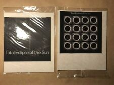 Total Solar Eclipse of the Sun USPS First Class Postage Stamps & Sleeve MNH