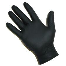 Black Nitrile Industrial Disposable Powder Free Gloves