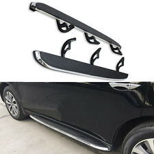 For Acura MDX 2014-16 Aluminum Car Running Board Step Board Side Pedal u