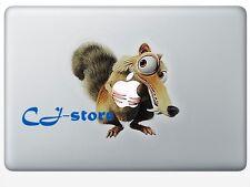 Ice Age Squat Macbook Stickers Macbook Air / Pro Decals Skin for Macbook IA