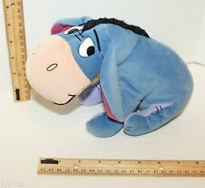 "EEYORE CHARACTER FROM DISNEY WINNIE THE POOH 10"" PLUSH TOY FIGURE ""MISSING TAIL"""