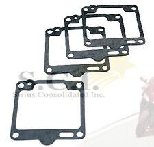 YAMAHA XV750 XV1100 VIRAGO CARB FLOAT BOWL GASKETS OEM# 3CF-14984-01-0