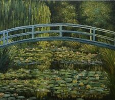 """""""Water Lily Pond-1"""" High Quality Repro 20""""x24"""""""