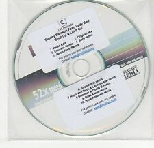 (EG247) Sidney Samson ft Lady Bee, Shut Up & Let It Go - DJ CD