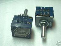Japan Alps RK27 10K Log A Volume Control Potentiometer Attenuator
