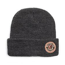 New With Tag!! 100% Authentic Brixton Men'sRival Knit Beanie In Heather Grey