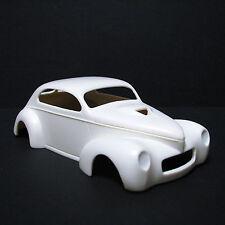 Jimmy Flintstone 1941 Revell Willys Fastback Resin Body  #315
