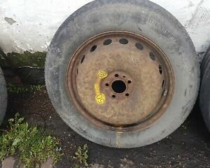 VOLVO XC90 2003 - 2010 18 INCH SPACE SAVER SPARE WHEEL