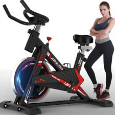Exercise Stationary Bike Cycling Home Gym Cardio Workout Indoor Fitness Home Gym