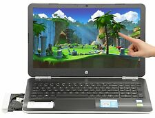 "HP 15.6"" Touch NVIDIA 940MX i7-6500U 2.5GHz 12GB 1TB Win 10 R"