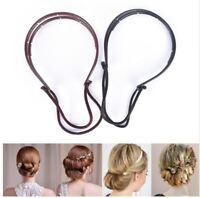 Frisurenhilfe Styling Haarreif Haarband Headband Haarschmuck Elastisch