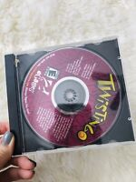 Twisting PC CDRom Software Pre-Owned