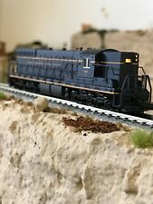 Used N scale Life Like B&O SD7 Very Good Condition