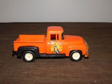"""VINTAGE TOY 6 3/4"""" LONG PLASTIC GOOD TIMES STROMBECKER 1956 FORD PICK UP TRUCK"""