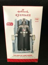 HALLMARK 2014 STAR WARS THE REVENGE OF THE SITH THE RISE OF LORD VADER ORNAMENT
