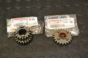Raptor 660 transmission trans 2nd Gear FIX!! yamaha OEM 01 02 03 04 05 NEW!!
