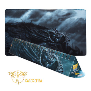 Dragon Shield | Playmat | Slate Escotarox, The Shadow | AT-21527