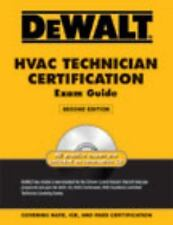 DeWALT HVAC Technician Certification Exam Guide [With CDROM] (Mixed Media Produc
