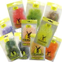 Veniard Fly Tying Glister Sparkle Dubbing Choose Colour for Trout & Salmon Flies