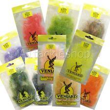 Veniard Fly Tying Glister Sparkle Dubbing Choose Colour for Trout & Salmon Flies