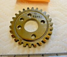 LYCOMING CAM GEAR p/n 73097 (usable with 71641 Camshaft)