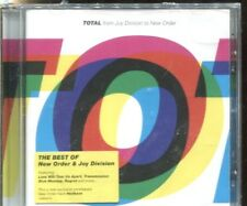 THE BEST OF NEW ORDER & JOY DIVISION - CD