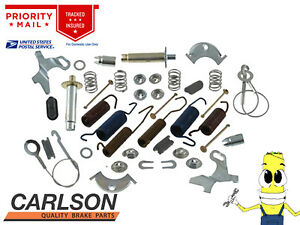 Complete Front Brake Drum Hardware Kit for Ford F-100 Pickup Truck 1968-1972 2WD